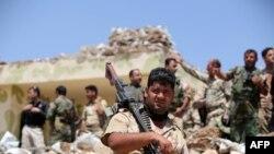 Курдські військові (архівне фото)
