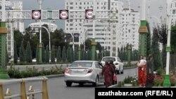 Ашхабад, июнь, 2020