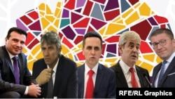 Почнува изборна кампања за Локалните избори: Зоран Заев, Зијадин Села, Билал Касами, Христијан Мицскоски и Али Ахмети