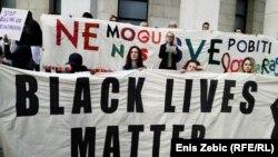 S prosvjeda u Zagrebu, 9. lipnja