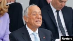 პორტუგალიის პრეზიდენტი მარსელუ რებელუ დი სოუზა