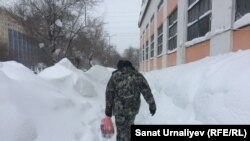 GALLERY: Kazakhstan Struck By Snowpocalypse (CLICK TO ENLARGE)