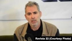 Andrei Ursu, fiul disidentului Gheorghe Ursu, ucis de Securitate în închisoare