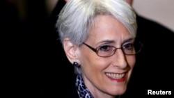 U.S. Deputy Secretary of State Wendy Sherman will lead the U.S. delegation.