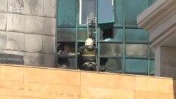 Астанадағы үйлердің бірінен өрт шықты