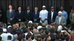 Hiljade ljudi na dženazi Muhamedu Aliju