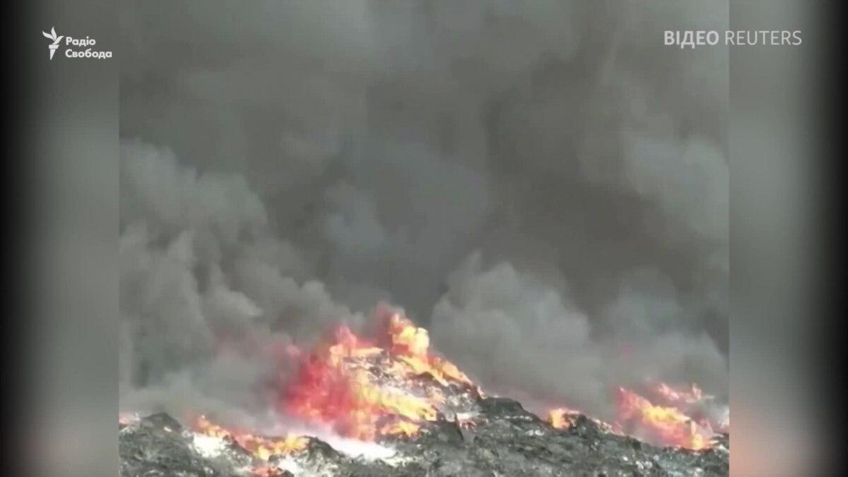 Пожар в Венесуэле уничтожила десятки тысяч устройств для голосования – видео