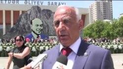 Hacıbala Abutalıbovun 10 may təbrikləri