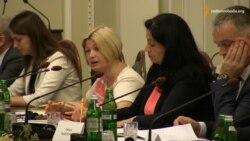 Понад 300 українців залишаються в полоні у бойовиків – Геращенко