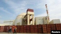 Nuklearna elektrane Bušer, 1.200 km južno od Teherana