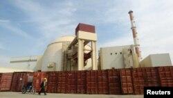 Një uzinë bërthamore në Iran.