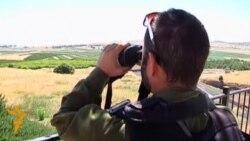 Syrian Rebels Fight Army Near Golan Border Crossing