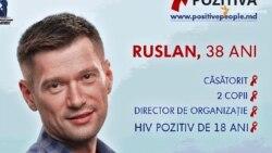 У Молдові намагаються змінити стереотипи щодо ВІЛ-інфікованих (відео)
