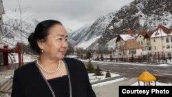 Жарқин Суран қизи Темирбаева.