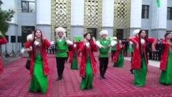 Türkmənistanda prezident seçkiləridir
