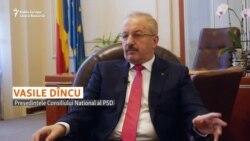 Vasile Dîncu: Electoratul PSD nu susține mișcarea LGBT