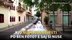 Çifti kthehet në hotelin e shkatërruar ku do mbahej dasma