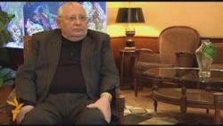 Gorbachev Interview - short excerpt