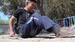 Кызылординские бездомные