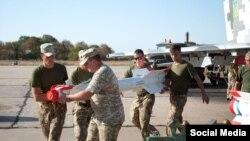 Підготовка до вильотів української авіації в рамках навчань