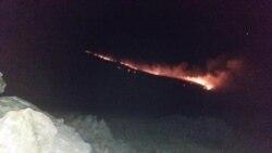 Սոթք և Կութ գյուղերի հարևանությամբ բռնկված հրդեհը մեկուսացվել է. ըստ Գեղամասար համայնքի ղեկավարի, այսօր սահմանին իրավիճակը հանգիստ է եղել