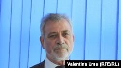 Tudor Deliu, candidatul PLDM în alegerile prezidențiale din 1 noiembrie, în studioul Europei Libere, Chișinău 13 octombrie 2020.