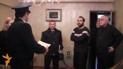İsa Qəmbərin evində əşyalar siyahıya alındı