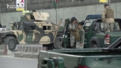 Gunmen Attack Kabul Military Hospital