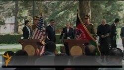 Hillari Klinton viziton Kabulin