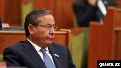 Андижон вилояти ҳокими Шуҳрат Абдураҳмонов.