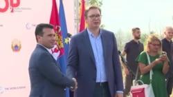 Vučić i Zaev o granicama Srbije i Kosova