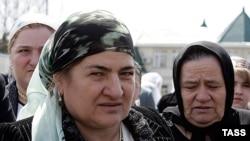 Аймани Кадырова, архивное фото