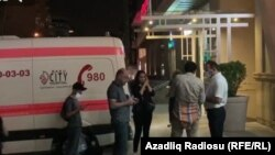 Tofiq Yaqublu City Hospitala gətirilib, 12 sentyabr 2020
