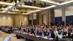 Հայաստանի պատվիրակները մասնակցում են ԵՎՕԿ Բաքվի նստաշրջանին