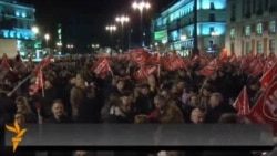 Španjolska se pridružila štrajkovima širom Europe