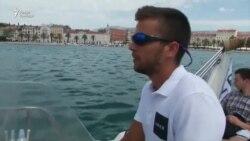 Компания UBER запустила в Хорватии летнюю службу морского такси