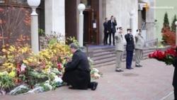 Ми не боїмося і не дозволимо себе залякати – президент Порошенко про події у Парижі