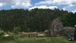 Фэстываль Stranou, замак Кракавец, Чэхія