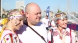 """Казанда XIV """"Нәүрүз"""" фестивале ачылды"""