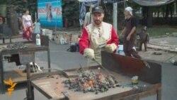 "Фестиваль кузнецов ""Архкузница 2010"""