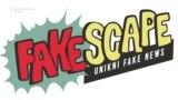 Fakescape - игра за препознавање лажни вести