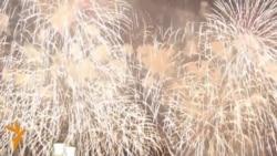 Казанда 9 май ут тамашасы меңнәрчә кешене яр буена җыйды