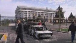 بیشکک، پایتخت قرقیزستان بعد از تظاهرات