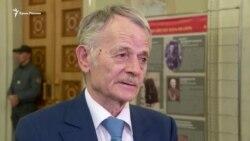 Джемилев: «Какая-либо торговля с Крымом – нарушение санкций» (видео)