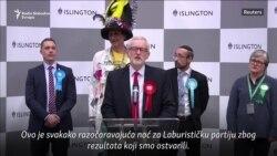 Corbyn: Razočaravajuća noć za laburiste