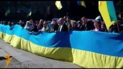 Сотні дніпропетровців зібрались на «віче проти контрреволюції»