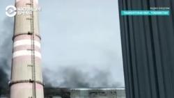 В разгар энергетического кризиса в Узбекинсане взорвалась ТЭС
