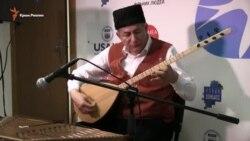 Вечер крымскотатарской музыки в столице (видео)