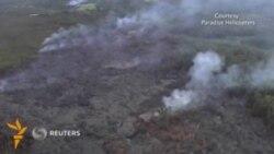 Гавайида вулқон лаваси аҳоли пунктларига яқинлашмоқда