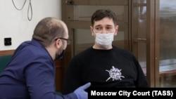 """Рассмотрение апелляции Олега Навального на домашний арест по """"санитарному делу"""""""